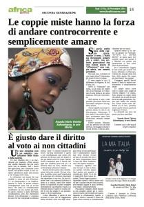 MariTè - Africa News November 2014