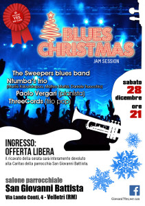 MariTè - Blues Christmas - Eventi