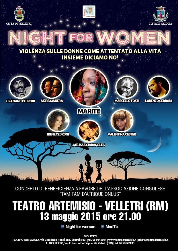 MariTè - NIGHT FOR WOMEN